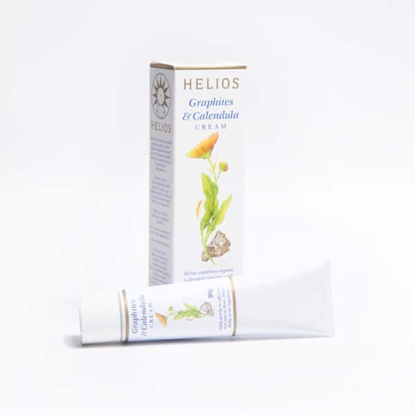 Helios Graphites and Calendula Cream: for sore, cracked, and irritated skin